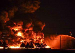 انفجار وحشتناک در روستای نزدیک رشت + جزییات