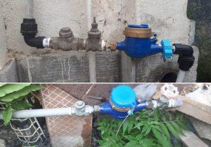 تعویض ۲۱۶ دستگاه کنتور آب معیوب در شهرستان تالش