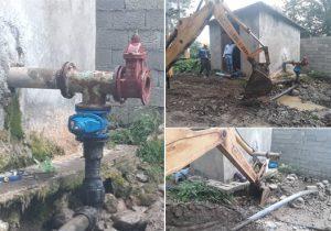 ۲۵ لیتر در ثانیه بر ظرفیت تأمین آب تأسیسات سایت سرداران شهید فومن افزوده شد