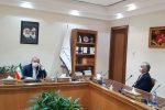 پیگیری های مدیرعامل سازمان منطقه آزاد انزلی جهت تسریع در اجرای پروژههای زیرساختی