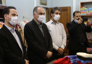 مراسم تقدیر از خبرنگاران در شرکت پیشروتاب با حضور دکتر رنجکش