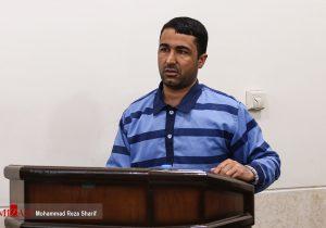 حکم قصاص قاتل پاسدار شهید سجاد شاه سنایی به درخواست اولیای دم اجرا شد