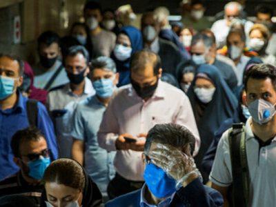 موافقت وزارت بهداشت با جریمه مالی افرادی که ماسک نمیزنند