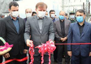 افتتاح پروژه های اولین روز از هفته دولت با حضور استاندار گیلان