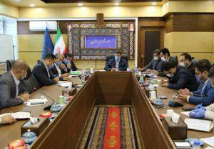 جلسه شورای معاونین و مدیران شهرداری رشت برگزار شد
