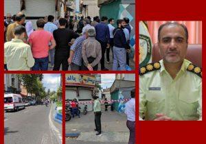 تکذیب خبر بمبگذاری در خیابان مطهری رشت!