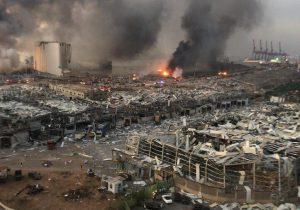 همه چیز درباره انفجار مهیب بیروت/ آخرین آمار تلفات و مجروحین+تصاویر