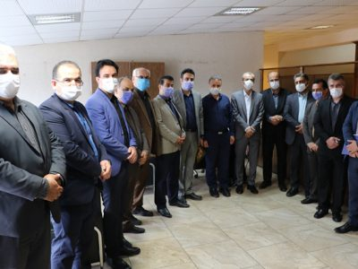 کارمندان نمونه شورا و شهرداری لاهیجان تجلیل شدند