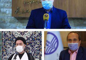 تقدیر رئیس دانشگاه علوم پزشکی گیلان از رفتار مشفقانه و منصفانه وزیر بهداشت و امام جمعه ملارد