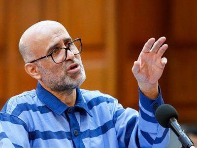 محکومیت اکبر طبری به ۳۱ سال حبس و توقیف اموال