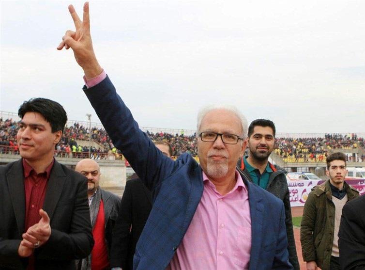 مالک مستعفی سپیدرود رشت چگونه مدیرعامل باشگاه را برکنار کرد؟