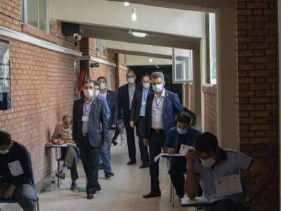 آزمون جذب کارشناس رسمی دادگستری در گیلان برگزار شد