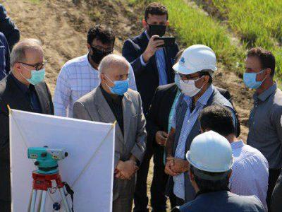پیشرفت ۸۵ درصدی پروژه آبرسانی گوراب زرمیخ|اجرای تأسیسات فاضلاب شهر صومعه سرا