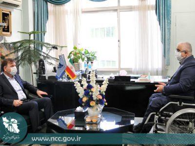 اولویت سازمان نقشهبرداری کشور در گیلان، تسریع در اجرای طرح ملی کاداستر است