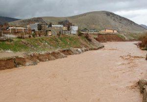خسارت ۱۰۰ میلیاردی سیل به معابر روستایی تالش
