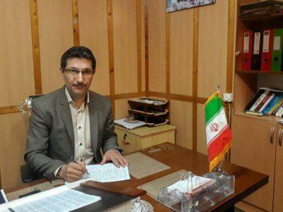 حمید رضائی لاکسار فرماندار آستانه اشرفیه شد