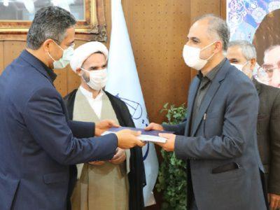 رحمان سیدزاده رئیس حفاظت اطلاعات دادگستری کل استان گیلان شد