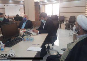 نشست مجمع نمایندگان با رییس کل و مدیران دادگستری گیلان