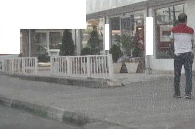 وقتی ماموران سد معبر شهرداری رشت خود را به ندیدن می زنند! + عکس