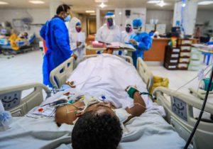 بستری ۳ کودک مبتلا به کرونا در گیلان