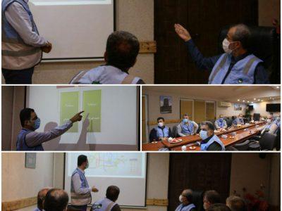 ستاد بحران عملیات زمستانی شهرداری لاهیجان آماده خدمات رسانی است