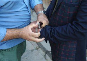 بازداشت یکی از مدیران کل سابق استان