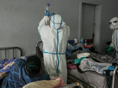 تاخت و تاز بی رحمانه کرونا در ایران با ۳۳۷ جان باخته!