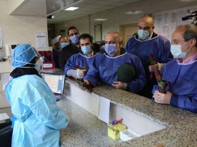 ایثار مدافعان سلامت نشان داد که دفاع در هر عرصهای میتواند وجود داشته باشد