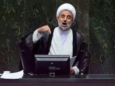 روحانی باید هزار بار اعدام شود تا مردم راضی شوند