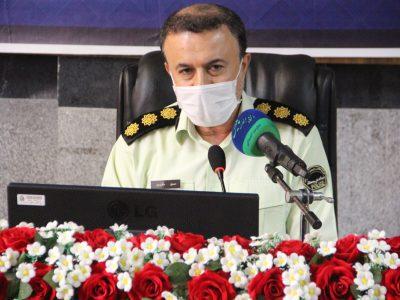نخستین رئیس پلیس امنیت اقتصادی گیلان معرفی شد