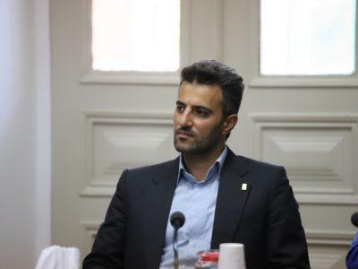 علی مقصودی سرپرست مدیریت منطقه پنج شهرداری رشت شد