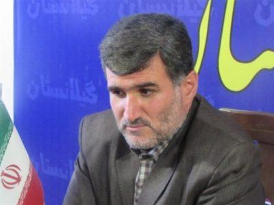 مجید عزیزی دبیر حزب توسعه و عدالت ایران در گیلان شد+ تصویر حکم