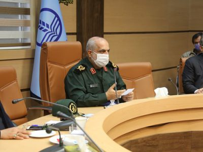 رئیس دانشگاه علوم پزشکی گیلان: شناسایی و درمان محله محور مبتلایان کرونا در گیلان با کمک بسیج و سپاه
