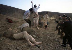 تیرباران در تپه اوین و اولتیماتوم ساواک به رسانهها