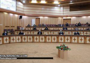جلسه شورای برنامهریزی و توسعه استان به ریاست استاندار گیلان