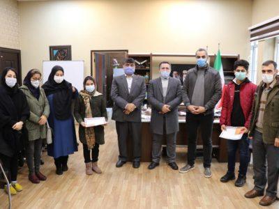 توجه شهردای به توسعه فضای فرهنگی: شهردار لنگرود از هنرمندان پرده خوان تقدیر کرد