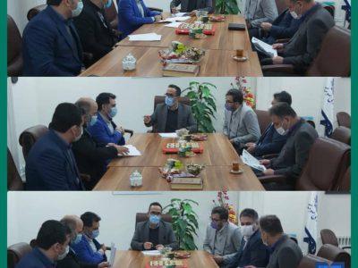 انعقاد قرارداد اجرای ممیزی املاک بین شهرداری صومعه سرا و سازمان همیاری شهرداری های استان