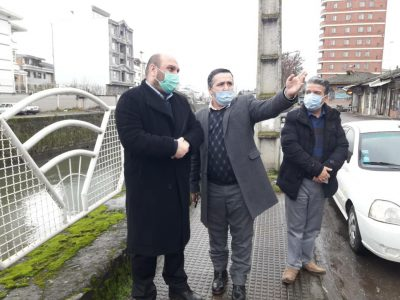 مغازه های حریم پل خشتی تعیین تکلیف می شوند