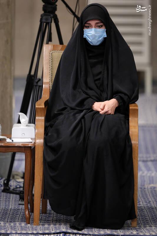3007812 دیدار دستاندرکاران مراسم سالگرد شهید سلیمانی با رهبر انقلاب