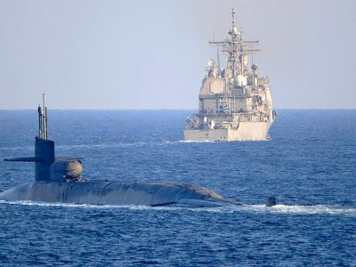 اعزام زیردریایی آمریکایی به خلیج فارس در آستانه سالگرد ترور شهید سردار سلیمانی چه معنایی دارد؟