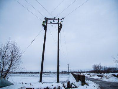 پایداری تمامی شبکه های توزیع برق گیلان