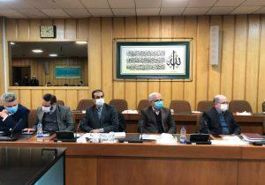 روز پرکار شهردار رشت در پایتخت با برگزاری پنج دیدار مهم