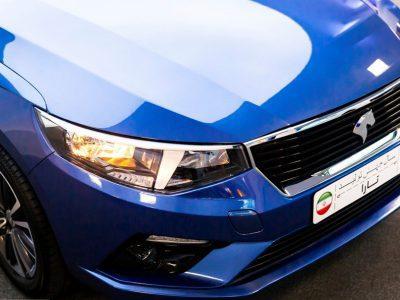 رونمایی از تارا محصول جدید ایران خودرو
