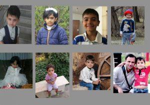 کودکانی که در آخرین دهه قرن ۱۴ ناپدید شدند+ تصاویر