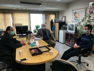 رایزنیهای شهردار رشت با پایتخت برای جذب اعتبارات ملی پروژههای بازآفرینی و پسماند
