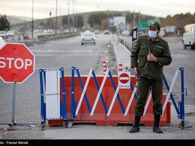 ورود به شهرهای نارنجی گیلان ۵۰۰ هزار تومان جریمه دارد