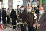 به همت شهرداری و شورای اسلامی شهر لنگرود؛ گلباران مزار متبرک شهدای لنگرود