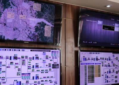 تجهیز ۱۱۲ واحد تاسیسات آبرسانی گیلان به سیستم تله متری و کنترل از راه دور