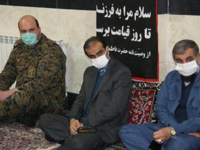 شهردار رشت در دیدار با اهالی محله شهید حمیدیان: برخیها از شرایط اراضی نسقی و فاقد سند مالکیت در شهر رشت سوء استفاده میکنند
