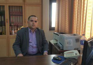 عبدالوحید احمدی سرپرست فرمانداری شهرستان خمام شد